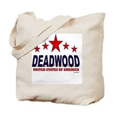 Deadwood U.S.A. Tote Bag