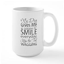 Dog Smile Mug