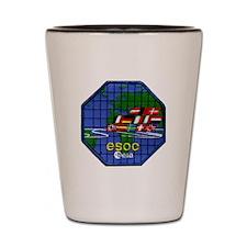 ESOC Shot Glass