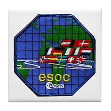ESOC Tile Coaster
