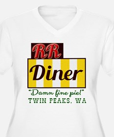 Double RR Diner i T-Shirt