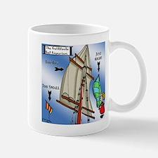 Sailing Cartoon 7511 Mug