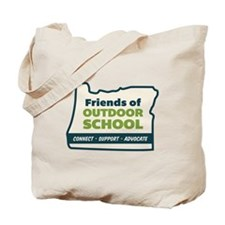 Friends Of Outdoor School Tote Bag