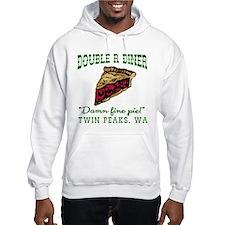 Twin Peaks Cherry Pie Diner Hoodie