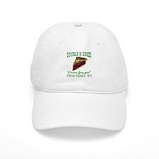 Twin Peaks Cherry Pie Diner Baseball Cap