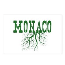 Monaco Roots Postcards (Package of 8)