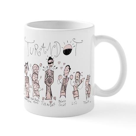 Turandot: The Mug