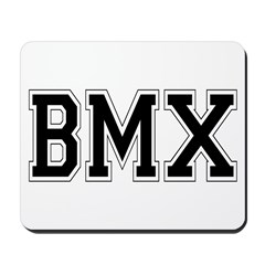 BMX Mousepad