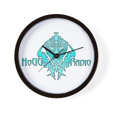HoGG::Radio Wall Clock