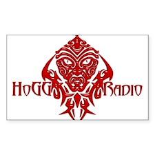 HoGG::Radio Rectangle Decal
