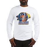 International space station Long Sleeve T Shirts