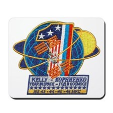 Year in Space Mousepad