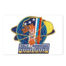 Year in Space Postcards (Package of 8)