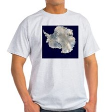 Antartica by NASA T-Shirt