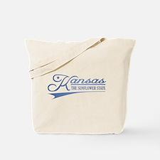 Kansas State of Mine Tote Bag