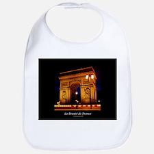 The Beauty of France:Arch de Triomphe Bib