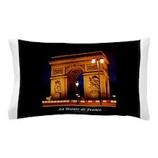 The Beauty of France:Arch de Triomphe Pillow Case
