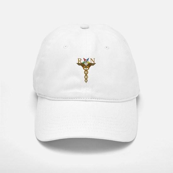 OES Registered Nurses Baseball Baseball Cap