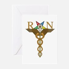 OES Registered Nurses Greeting Cards (Pk of 10