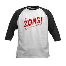 ZOMG Zombie Costume Baseball Jersey