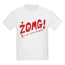 ZOMG Zombie Costume T-Shirt