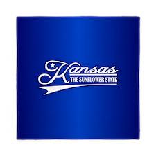 Kansas State of Mine Queen Duvet