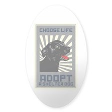 Choose Life Decal