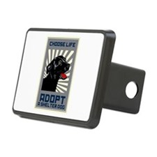 Choose Life Hitch Cover