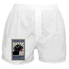 Choose Life Boxer Shorts