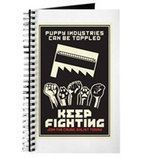 Keep Fighting Journal
