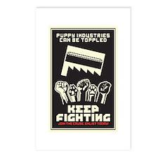 Keep Fighting Postcards (Package of 8)