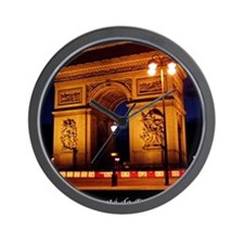 The Beauty of France:Arch de Triomphe Wall Clock