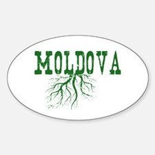 Moldova Roots Decal