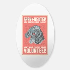 Spay And Neuter Decal