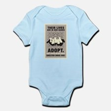 Don't Breed Or Buy Infant Bodysuit