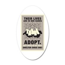 Don't Breed Or Buy Wall Decal