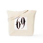 Incubus 69 Tote Bag