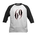 Incubus 69 Kids Baseball Jersey