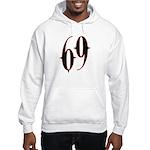 Incubus 69 Hooded Sweatshirt