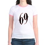 Incubus 69 Jr. Ringer T-Shirt