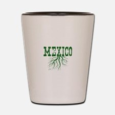 Mexico Roots Shot Glass