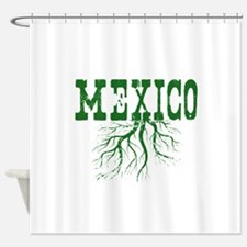 Mexico Roots Shower Curtain