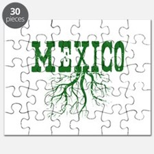Mexico Roots Puzzle