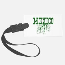 Mexico Roots Luggage Tag