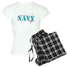 Navy Wife - Always and Fore Pajamas
