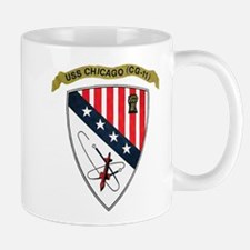 USS CHICAGO Mug