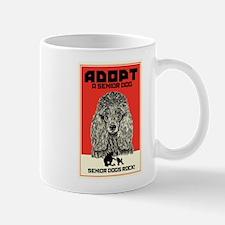 Senior Dogs Rock! Mug