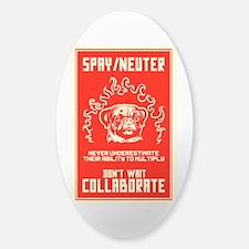 Spay/Neuter Decal