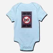 Stop Puppy Mills Infant Bodysuit