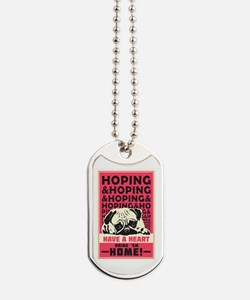 Have A Heart Dog Tags